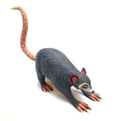 Eleazar Morales Eleazar Morales: Rat Eleazar Morales