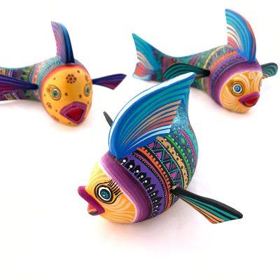 Ivan Fuentes & Mayte Calvo Ivan Fuentes & Mayte Calvo: School of Fish Fish