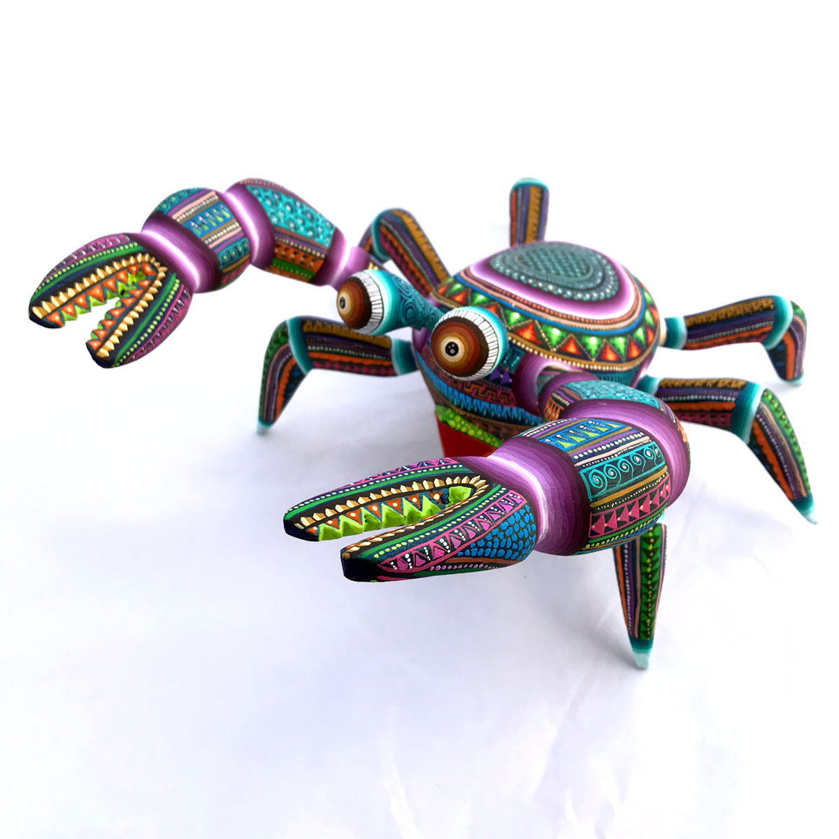 Ivan Fuentes & Mayte Calvo Ivan Fuentes & Mayte Calvo: Stunning Collector Crab Crab