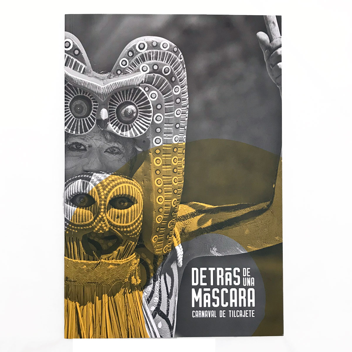 Jacobo and Maria Angeles New Limited Copies Only! Jacobo and Maria Angeles Workshop: Behind the Mask / Detras de una Mascara – Book 2019 Books