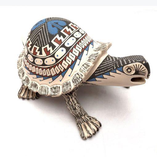 Nicolas Ortiz Jr. Nicolas Ortiz Jr.: Turtle Effigy Effigy