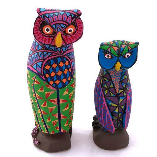 Eleazar Morales Eleazar Morales: Small Owl Set Birds