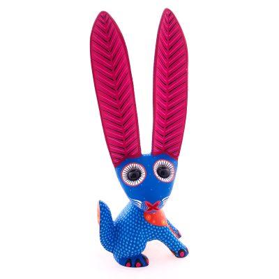 Azucena Santiago Azucena Santiago: Blue Rabbit Rabbits