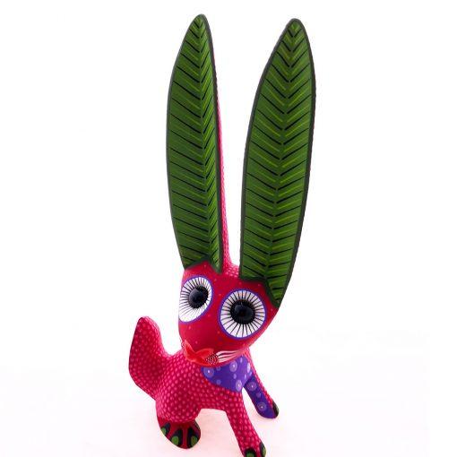Azucena Santiago Azucena Santiago: Pink Rabbit Rabbits
