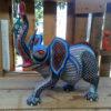 Manuel Cruz Manuel Cruz: Stunning Collector Elephant Direct from Oaxaca Manuel Cruz