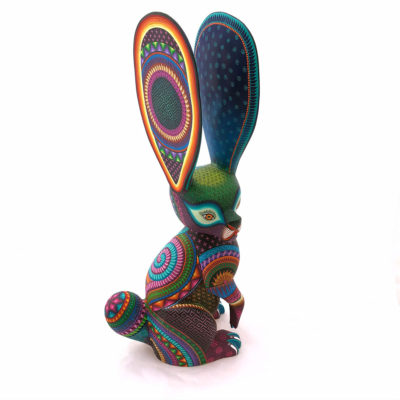 Ivan Fuentes & Mayte Calvo Ivan Fuentes & Mayte Calvo: Stunning Large Rabbit Ivan Fuentes & Mayte Calvo
