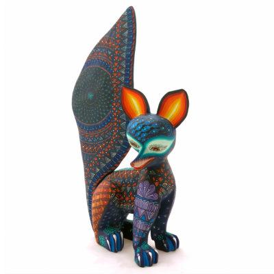 Ivan Fuentes & Mayte Calvo Ivan Fuentes & Mayte Calvo: Stunning Blue Tailed Fox Fox