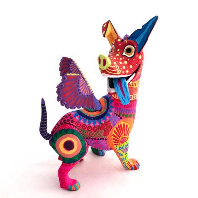 Eleazar Morales Eleazar Morales: Coco Inspired Dantesque Dog Dogs