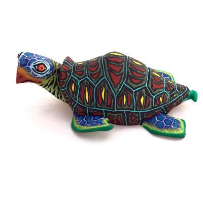 Eleazar Morales Eleazar Morales: Small Sea Turtle Tortoise