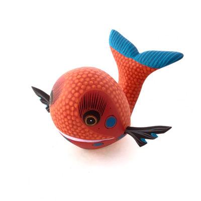 Hedilberto Olivera Hedilberto Olivera: Whale Fish