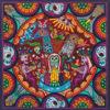 Wixárika (Huichol) Art Luis Castro: Premier Huichol Yarn Painting Huichol