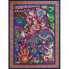 Wixárika (Huichol) Art Luis Castro: Premier Huichol Yarn Painting – Direct from Mexico Huichol