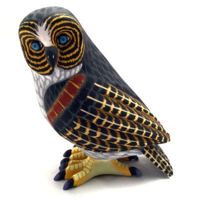 Eleazar Morales Eleazar Morales: Owl Birds