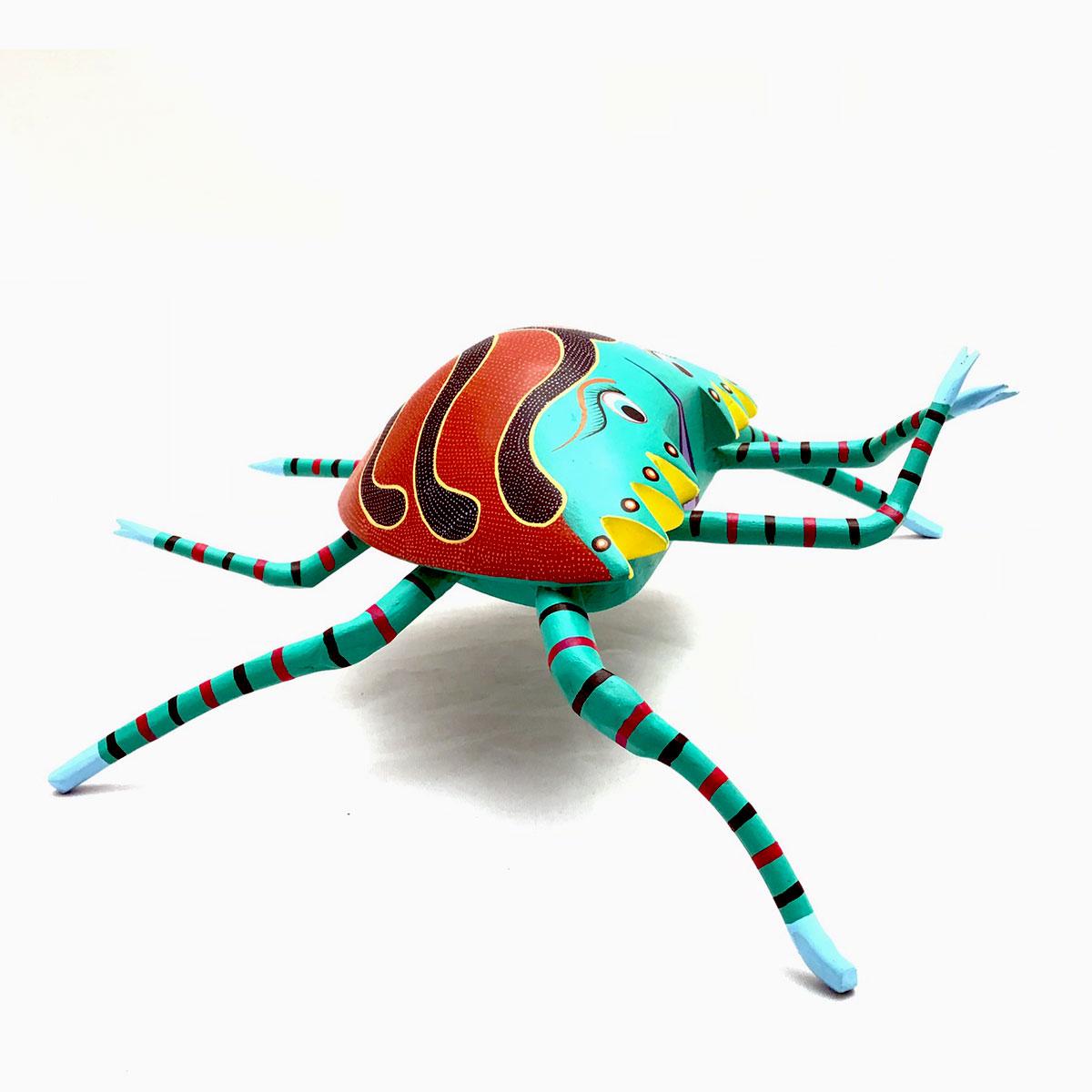 Leticia Mendoza Leticia Mendoza: Crab Crab