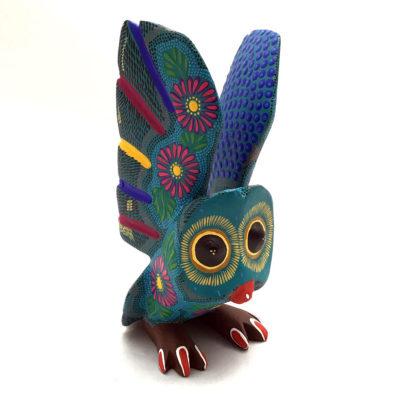 Raymundo Santiago Raymundo Santiago: Owl Birds