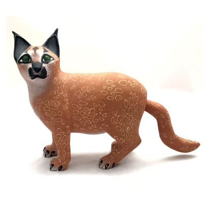 "Eleazar Morales Eleazar Morales: ""Big Floppa"" Inspired Caracal Cat Cats"