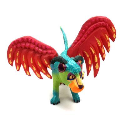 Eleazar Morales Eleazar Morales: Coco Pepita Dragon Dragon
