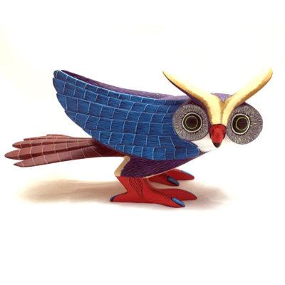 Damian & Beatriz Morales Damian & Beatriz Morales: Horned Owl Birds