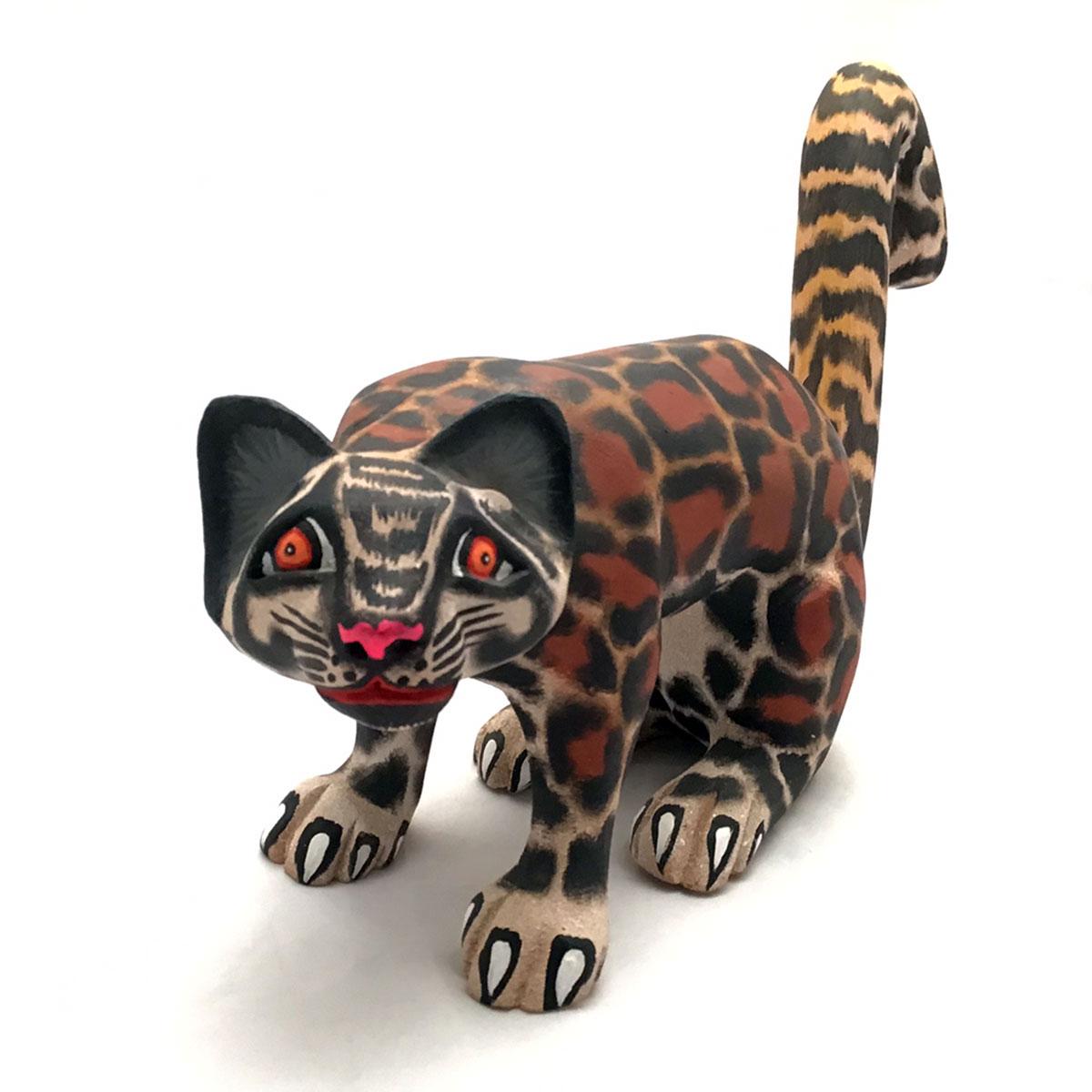 Eleazar Morales Eleazar Morales: Ocelot Cat