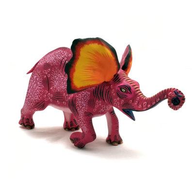 Eleazar Morales Eleazar Morales: Colorful Elephant Elephant
