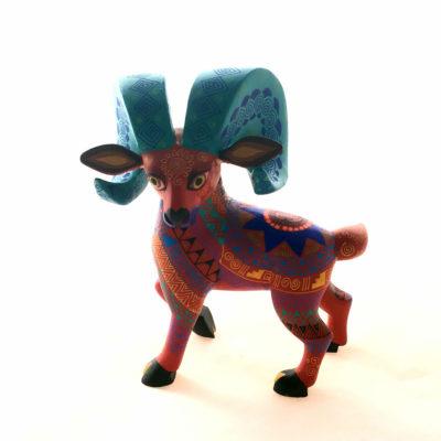 Abundio Munoz Abundio Munoz: Small Ram Bighorn Sheep