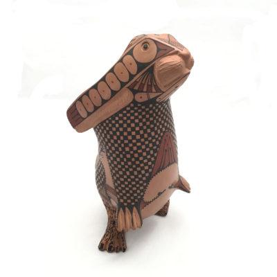 Effigy Nicolas Ortiz: Rabbit Effigy Effigy