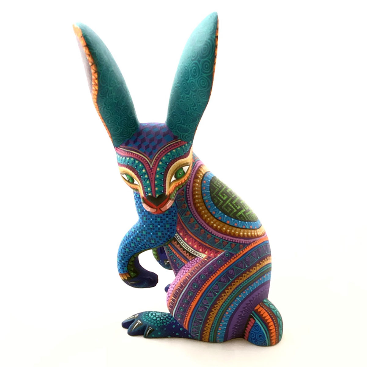 Magaly Fuentes & Jose Calvo Magaly Fuentes and Jose Calvo: Colorful Rabbit Rabbits
