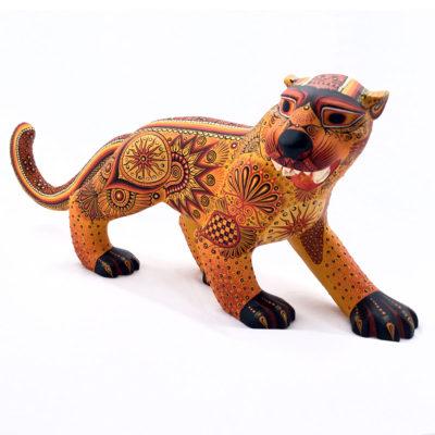 Luis Sosa Calvo Luis Sosa Calvo: Fierce Jaguar Cats