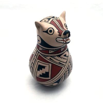 Effigy Lourdes Villalba: Coyote Effigy Coyote