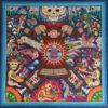Wixárika (Huichol) Art Luis Castro 24×24: Premier Huichol Yarn Painting Direct from Mexico Huichol