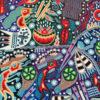Wixárika (Huichol) Art Maximino Renteria: Premier Huichol Yarn Painting Direct from Mexico Huichol