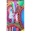 Wixárika (Huichol) Art Santos Daniel: Premier Huichol Yarn Painting Direct from Mexico Huichol