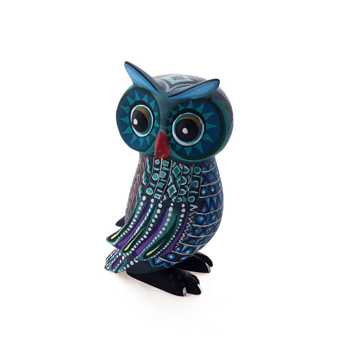Victor Vasquez Victor Vasquez: Small Owl