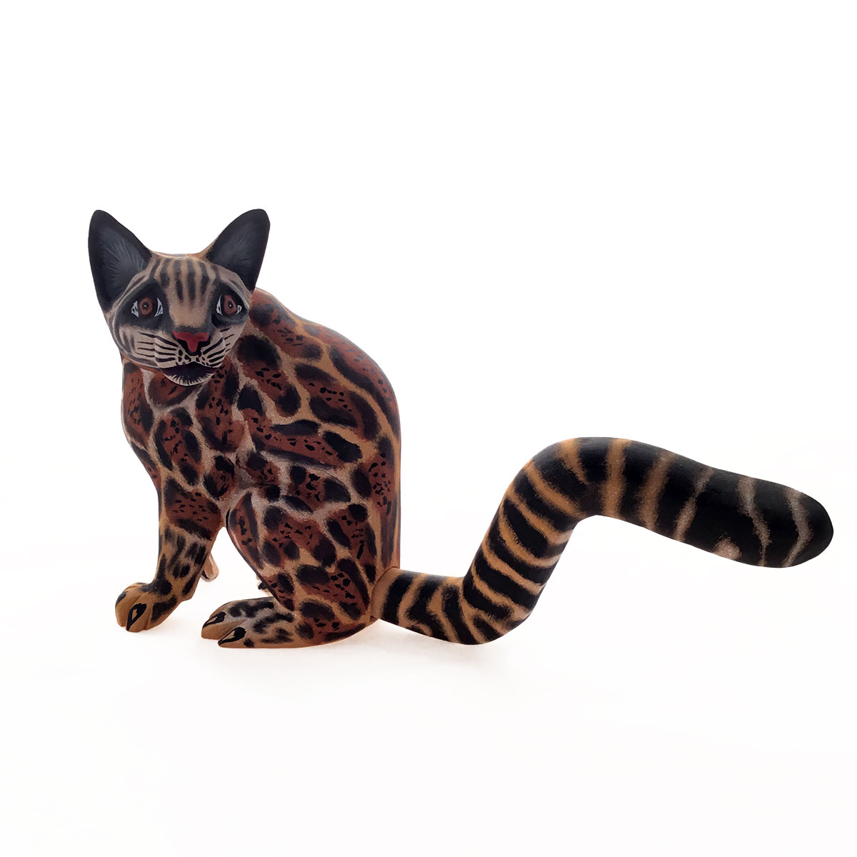 Eleazar Morales Eleazar Morales: Ocelot Cats