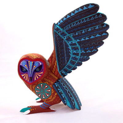 Orlando Mandarin & Magdalena Santiago Orlando Mandarin & Magdalena Santiago: New Form Barn Owl Birds