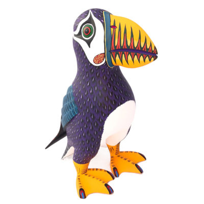 Damian & Beatriz Morales Damian & Beatriz Morales: Puffin Birds