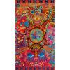 Wixárika (Huichol) Art Hilario Chavez Carrillo: Premier 4 x 8 Dream of the Gods / El Sueño de los Dioses Huichol