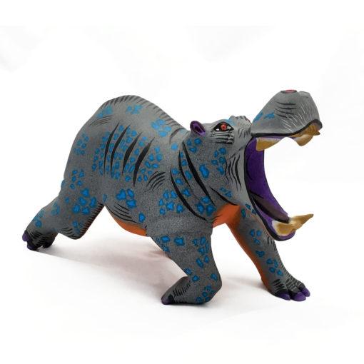 Eleazar Morales Eleazar Morales: Male Hippo African Animals