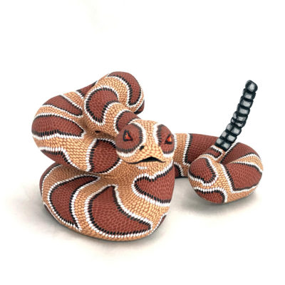 Eleazar Morales Eleazar Morales: Rattlesnake Eleazar Morales