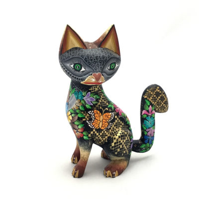 Magaly Fuentes & Jose Calvo Magaly Fuentes & Jose Calvo: Small Floral Cat Cats