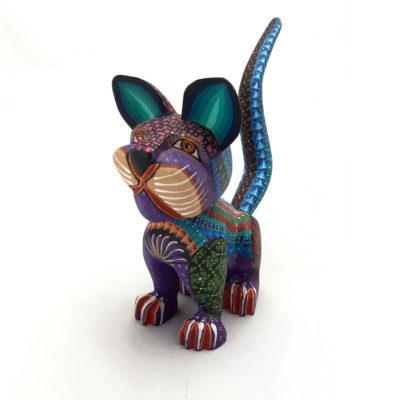 Ivan Fuentes & Mayte Calvo Ivan Fuentes & Mayte Calvo: Small Multicolor Cat Cats