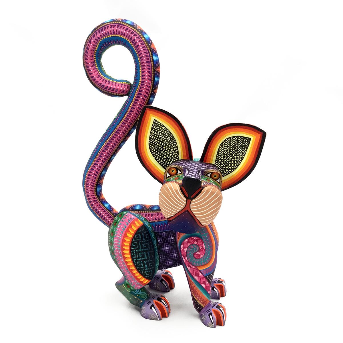 Ivan Fuentes & Mayte Calvo Ivan Fuentes & Mayte Calvo: Multicolor Cat Cats