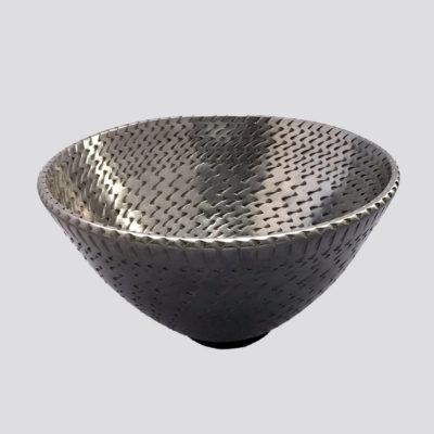 Reynaldo Quezada Reynaldo Quezada: Black Tooled Bowl Mata Ortiz Pottery