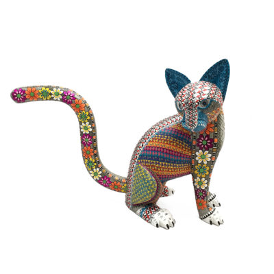 Bertha Cruz Bertha Cruz: Colorful Cat Cats