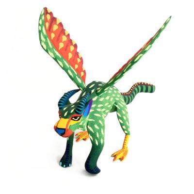 Eleazar Morales Eleazar Morales: Coco Inspired Pepita Dragon