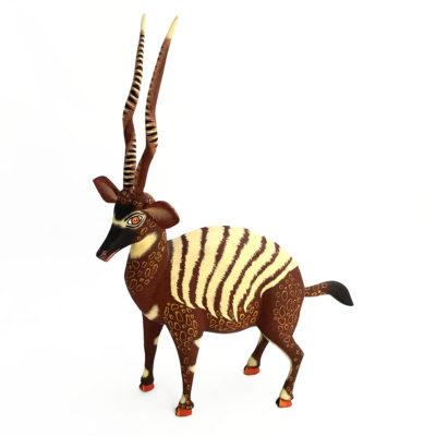 Eleazar Morales Eleazar Morales: Tan Gazelle African Animals