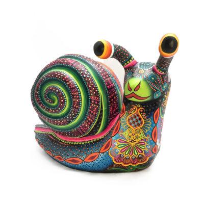 Luis Sosa Calvo Luis Sosa Calvo: Large Snail Snail