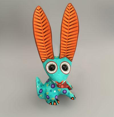 Azucena Santiago Azucena Santiago: Green Rabbit Rabbit