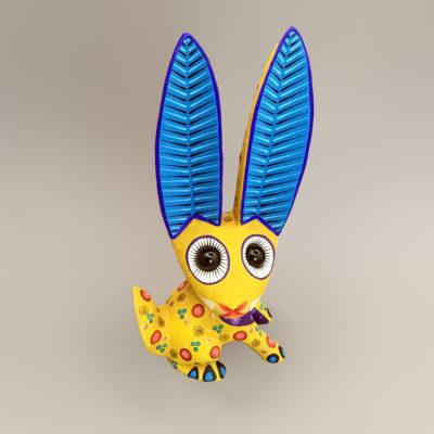Azucena Santiago Azucena Santiago: Yellow Rabbit Rabbit