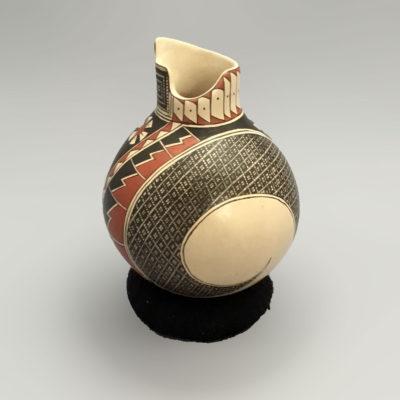 Geometric, Vase Julissa Tena: Fine Geometric Vase Geometric